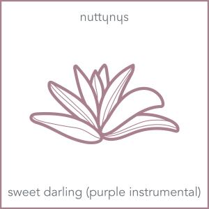 Nutty Nys – Sweet Darling (Purple Instrumental)